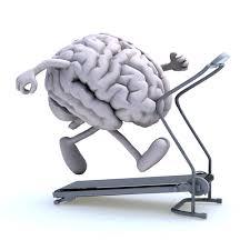 brain on treadmill