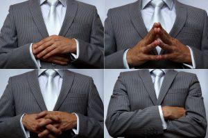 NVC hands