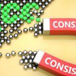 consistency attracts succcess